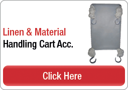 Linen and Material Handling Cart Accessories