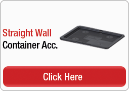 Straight Wall Container Accessories